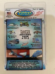 PLASTEX #1803 CLEAR KIT