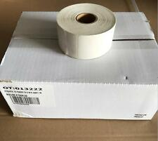 Blank Thermal Label for Torrey LSQ-40L Scale,1 Case/10 Rolls/1500 Label per roll