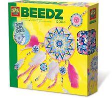 SES Creative Beedz Traumfänger Tolles Bastelset für kreative Mädchen Spielzeug