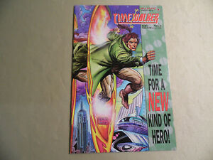 Timewalker #1 (Valiant 1994) Free Domestic Shipping