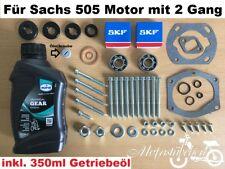 Motordichtsatz SKF Hercules Prima M Optima P 2 3 4 5 Lager Sachs 505 Dichtsatz