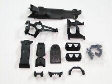 NEW TRAXXAS E-REVO 2.0 VXL 1/10 Skid Plates & Braces RRE21