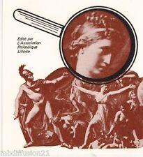 1977//FDC CP 1°JOUR!!**SABINE GANDON-J.L.DAVID**2x TIMBRES YVERT...1970/1972
