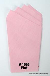 Pocket Square..100% Cotton...Venetian Collection