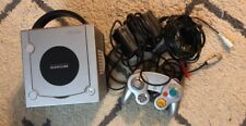 Nintendo GameCube Console Silver One Controller Game boy Player