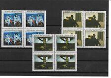 Europa CEPT - 1993 - Croatie - Blocs de 4 timbres neufs ** (MNH)