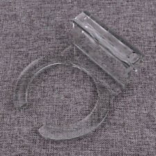 "4"" Fish Aquarium Marine Sump Filter Sock Holder Bag Bracket Plastic New"