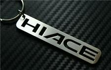 """ HIACE "" Porte-clés Porte-clef Porte-clés VAN MINI BUS GS 2.5 2.3 3 D4D VVT i"