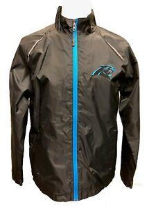 G-III Sports Carolina Panthers Men's Interval Full Zip Jacket, M-5XL
