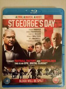 St George's Day 2012  Blu-ray movie region free