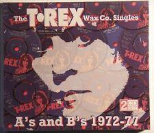 T.Rex Wax Co Singles As & Bs 2CD Slipcase Sealed Bolan