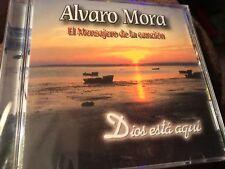 Alvaro Mora El Mensajero de la cancion (CD) NEW