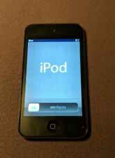 Apple iPod Touch 4th Generation Black (8GB) Working