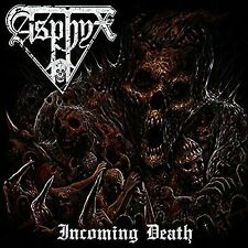 ASPHYX (METAL) - INCOMING DEATH NEW CD