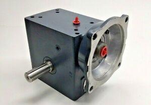 Hub City 0220-77032 Gear Box Reduction Ratio 50:1 Model 214 Style B