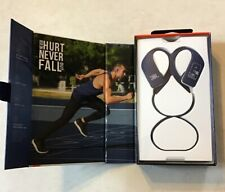 New Jbl Endurance Sprint Waterproof Wireless In-Ear Sport Headphones Blue
