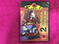 KUNG-FU DVD CONSPIRACION SHAOLIN + EL DRAGON Y EL JOVEN MAESTRO KUNG - FU