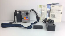 Sony Mavica Digital Still Camera - 3 1/2-inch Floppy Disk (MVC-FD5)