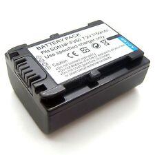 Battery For SONY DCR-PJ5 DCR-PJ5E DCR-SR15 DCR-SR15E DCR-SR20 DCR-SR20E DCR-SR21