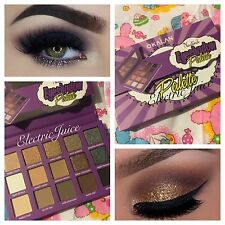 Okalan Eyeshadow Palette Mattes And Shimmer Eyes Make Up