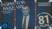 Inspector Barnaby - Die John Nettles Gesamtbox  47 DVDs NEU