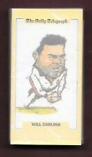 1995 The Daily Telegraph Team England Rugby World Cup Team Set (26)