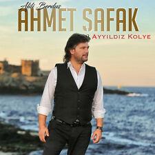 AHMETSAFAK - AYYILDIZ KOLYE - CD ALBEN 2017