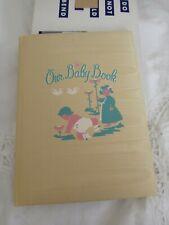 New listing Vintage Baby Book Unused. Presentation. 5 Post Cards.