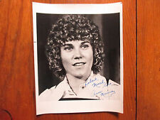 """ANNE MURRAY(""""Snowbird/You Needed Me/Danny's Song"""")Signed 8X10 B & W Glossy Photo"""