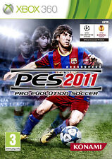 Pro Evolution Soccer PES 2011 (Calcio) XBOX 360 IT IMPORT KONAMI