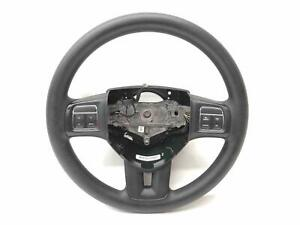 2015 2016 2017 Dodge Journey Steering Wheel Black=E7X9 Used 1RU61DX9AK w/Cruise