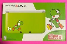 Nintendo 3DS XL Yoshi Edition - Brand New - Factory Sealed