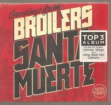 "BROILERS ""Santa Muerte"" CD Digi sealed"
