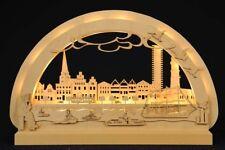 Light Arch Travemuende LED Original Erzgebirge 30x40cm