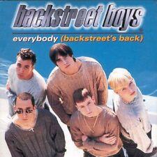 Backstreet Boys Everybody (Backstreet's Back) Aust CD Single Remixes Chapter One