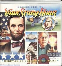 NEW Your Story Hour History Series Vol 6 HERITAGE OF OUR COUNTRY 12 Audio CD Set
