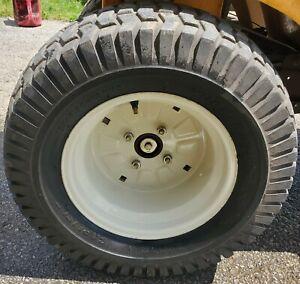 Cub Cadet GT 1554 Rear Wheel Assy Rim 634-04238-0499 Turf Tire 23 x 12.5 x 12