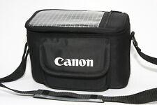 Canon Kameratasche Schwarz Innenmaß B/H/T ca. 21/11/13cm