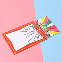 Kids Toys Clown Color Changing Card-Stage Magic Tricks Accessory Fun Magic DB