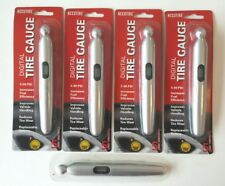 LOT OF 5 ACCUTURE DIGITAL TIRE GAUGE MS-4820B; Brand New!