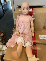 Alte Puppe 69 cm. Sehr Alt. Zustand ( Siehe Fotos )
