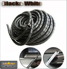 Cable Wire Tidy Wrap PC Home Cinema TV Management Organising Kit - Extra Large