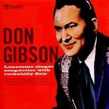 Gibson,Don - Lonesome Singer Songwriter