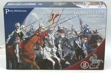 Perry AO70 Agincourt Mounted Knights 1415-1429 (Hundred Years War) HYW Cavalry