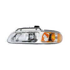 Fits 96-99 Chrysler Town&Country Caravan Driver Left Headlight Lamp Assembly LH