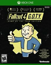 Fallout 4 Game of the Year Edition: Xbox One Brand New Sealed