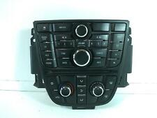 2012 VAUXHALL ASTRA Mk6 Heater Climate Controls 13360099 048
