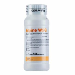 Alpine WSG Water Soluble Insecticide Ant Flea BedBug Roach Control - 500g