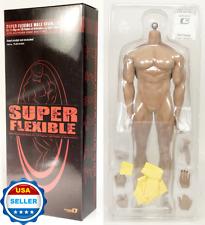 TBLeague Phicen M34 1/6 scale Steel Skeleton Male Seamless Muscular Body