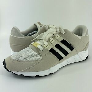 Adidas EQT Support RF Off White/Black Running Shoes BY9627 Men's Size 11